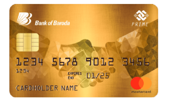 Bank of Baroda Prime Credit