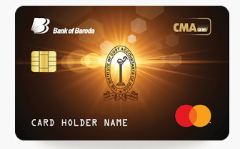 Bank of Baroda CMA ONE Credit Card