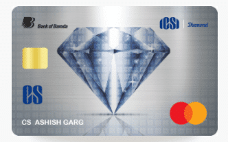 Bank of Baroda ICSI Diamond Credit