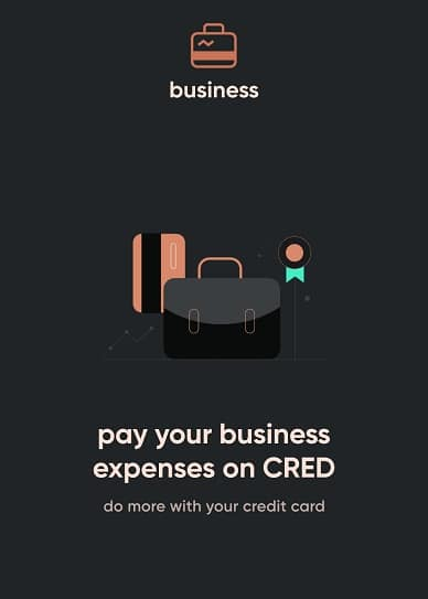 Pay Business Expenses on CRED Through CRED Business Pay APP