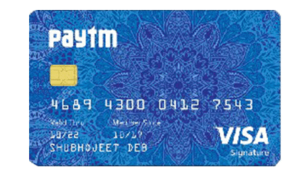 Bank of Baroda Paytm Credit Card