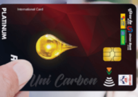 Uni Carbon Credit Card